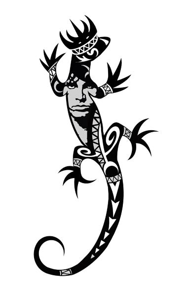 Lizard King Tattoo